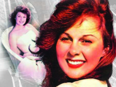 Brooklyn's Scarlett Susan Hayward-Fire in the Wind by Gene Arceri v6