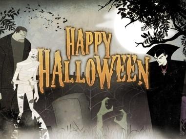 Happy Halloween  - News